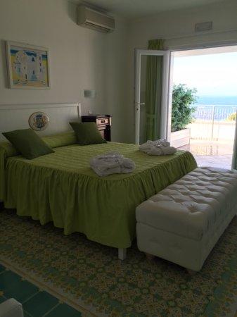 La Madonnina Hotel: Junior Suite
