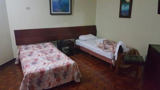 Hotel Villa Tournon: Es simplemente demasiado caro para lo que ofrecen.  Habitaciones viejas, aires que no funcionan