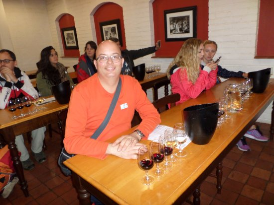Constantia, Νότια Αφρική: I thoroughly enjoyed the wine tasting!!