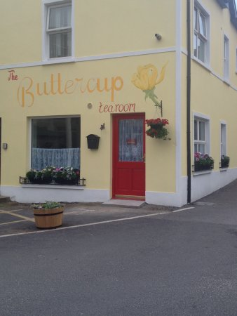 The buttercup Tearoom