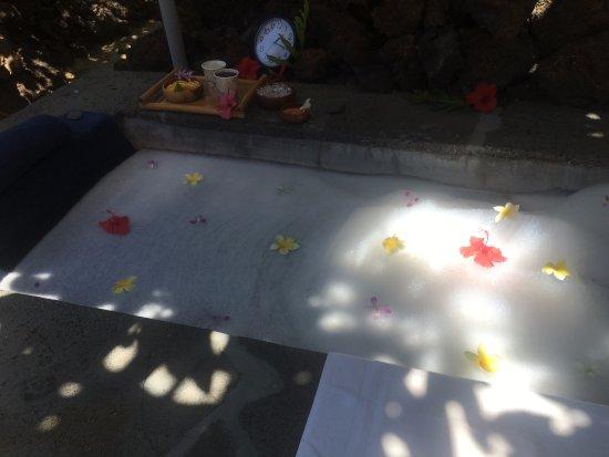 Mauna Lani Spa: Renewal Bath