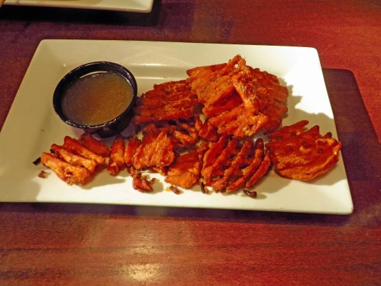Searcy, AR: Sweet potato waffle fries
