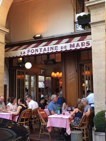 La Fontaine - Picture of La Fontaine de Mars, Paris - TripAdvisor