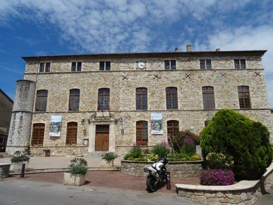 Hotel de ville de Vallon Pont d'Arc