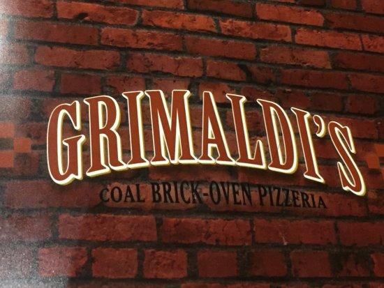 Grimaldi's Coal Brick Oven Pizzeria: Grimaldi's