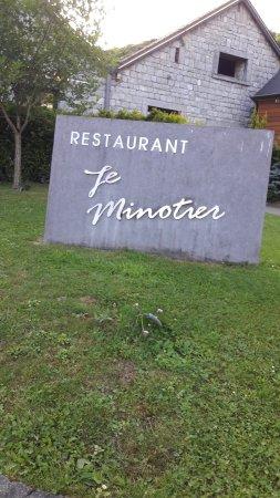 Anhée, Belgien: Le Minotier