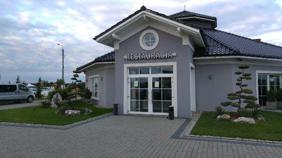 Silesia Province, Polen: Restauracja BRAVO