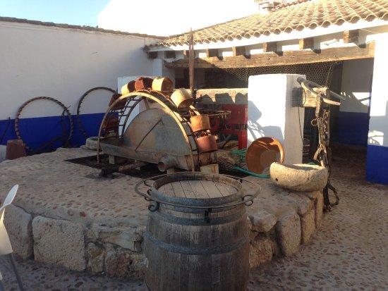 El Toboso, สเปน: Noria de agua