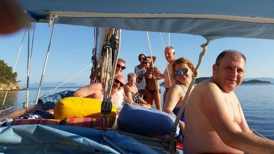 Skiathos Town, กรีซ: Go4Sailing - Sailing Cruises