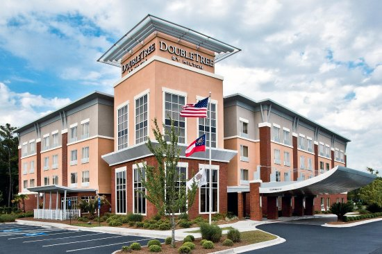 DoubleTree by Hilton Hotel Savannah Airport: DoubleTree Savannah Airport Exterior View