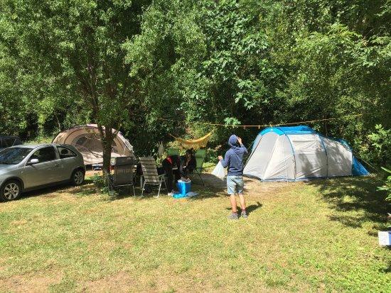 Saint-Pons-de-Thomieres, Frankrig: Fantastische camping!