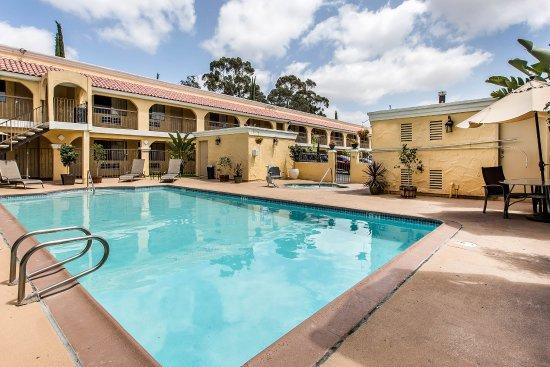 El Cajon, Californien: Pool