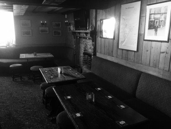 St Keverne, UK: Bar