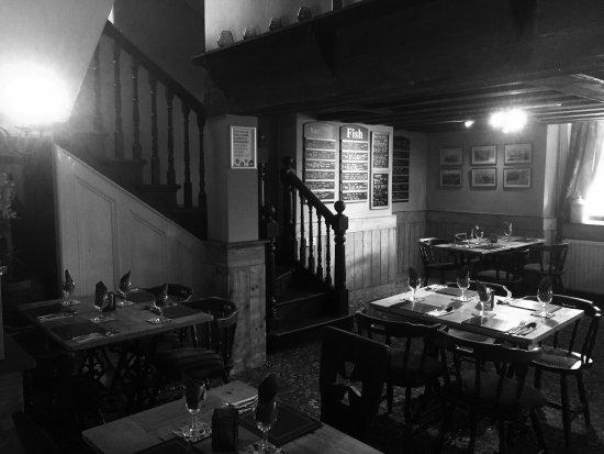 St Keverne, UK: Restaurant