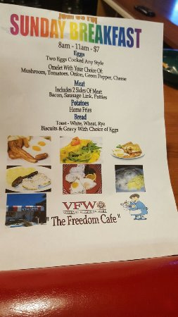The Freedom Cafe