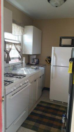 Εσκανάμπα, Μίσιγκαν: Cottage 2 Kitchen