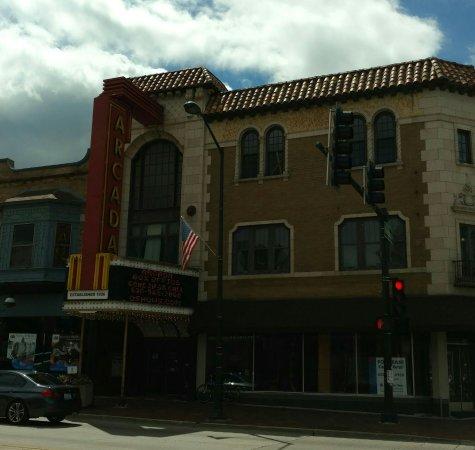 Arcada Theatre: Exterior