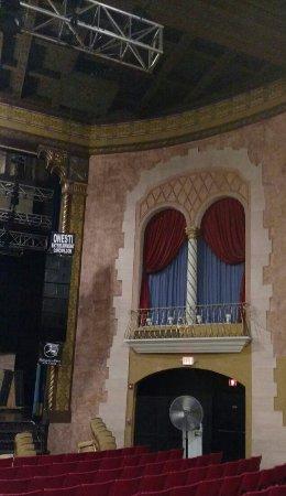 Arcada Theatre: Interior