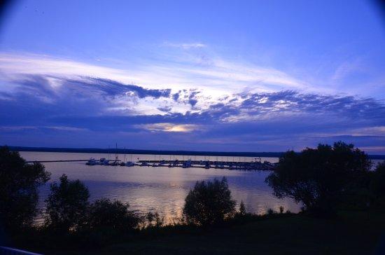 Ashland, WI: great sunsets