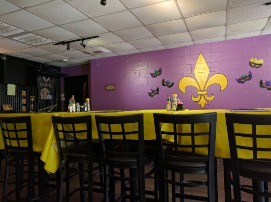 Les Bon Temps Louisiana Kitchen Ball Ground Ga Cajun Joint