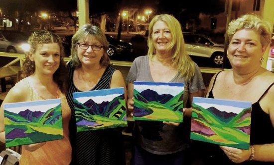 Maui Paint Parties