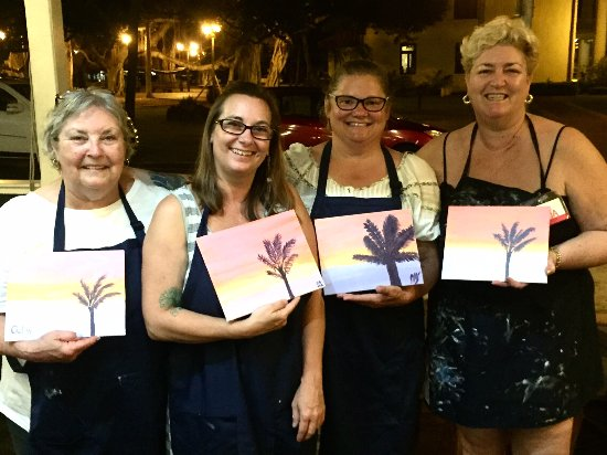Maui Paint Parties: Happy Hour Specials at out 3-5 event!!!