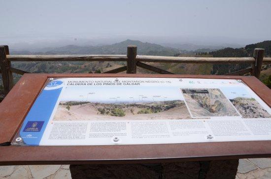 Punkt widokowy Mirador de Pionos de Galdar