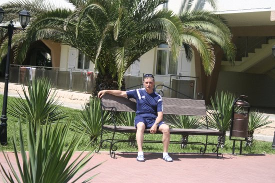 Ashvem Beach, الهند: Пляж.Отель Бургас.Адлер.Краснодарский край.