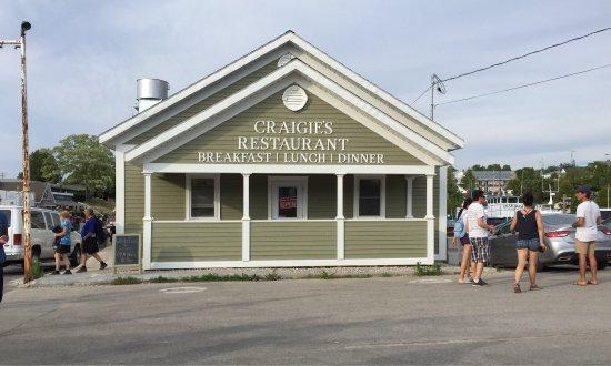 Craigie's Harborview Restaurant