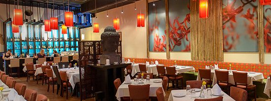 Sweet Chili Asian Bistro: Open for lunch and dinner!