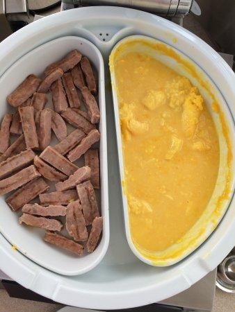 Grande Albergo Ausonia & Hungaria: Breakfast day #2
