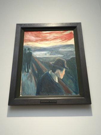 Galería Thiel: A Munch Masterpiece