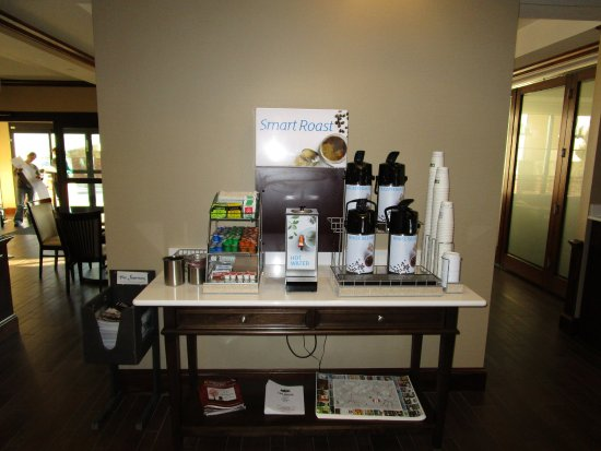 West Jefferson, นอร์ทแคโรไลนา: Coffee Service 24 hours