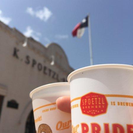 Shiner, Teksas: Spoetzl Brewery