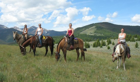 Whitehall, MT: Trail Rides