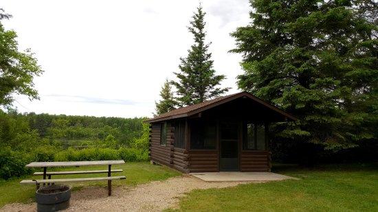 Roseau, MN: Cabin 3