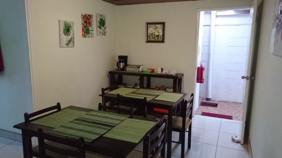 Managua Department, นิการากัว: Dining room