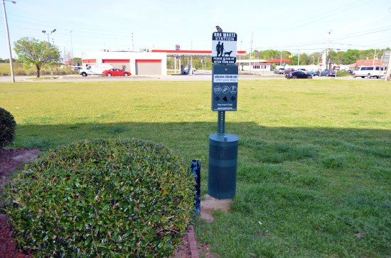 Lumberton, Kuzey Carolina: Dog Station
