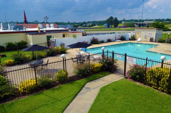 Lumberton, Carolina del Norte: Pool