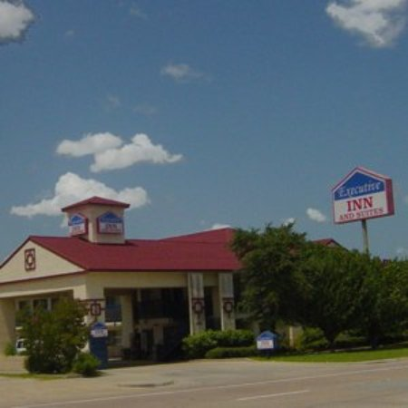 Executive Inn and Suites Mesquite: Exterior View