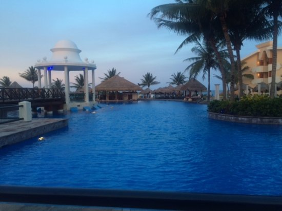 Excellent choice for all inclusive and total relaxation!!