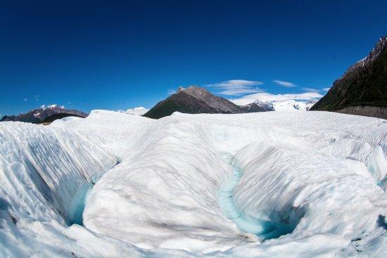 McCarthy, AK: Hiking on a Glacier