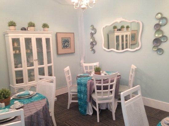 White Heron Tea Room