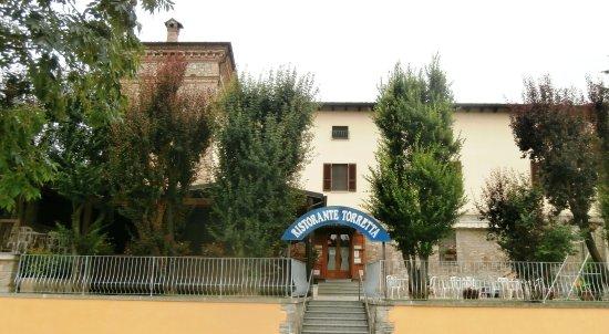 Chiavenna Rocchetta, Italy: ingresso