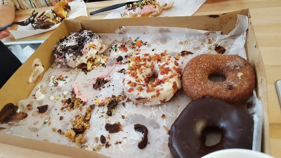 Athens, GA: Design how you wish to have your donuts made