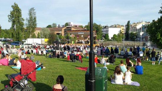 Sollefteå, Швеция: 20150702_190427_large.jpg