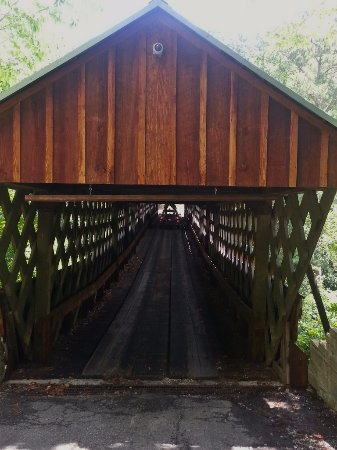 Oneonta, AL: Horton Mill bridge