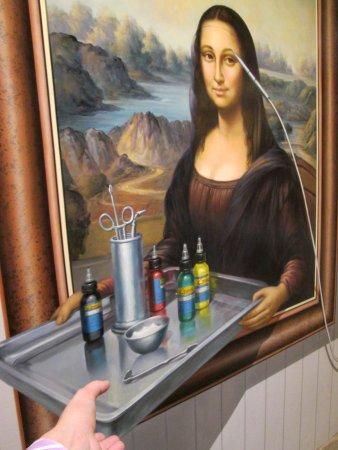 Alive Museum: Mona Lisa