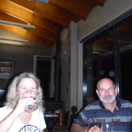 Gisborne, Nueva Zelanda: un superbe couple