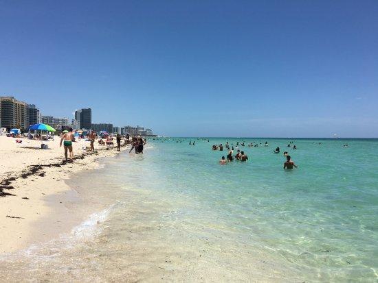 South Beach Strand